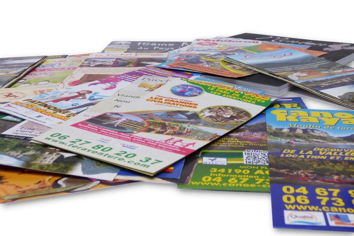 Composition Graphique pour différents supports print